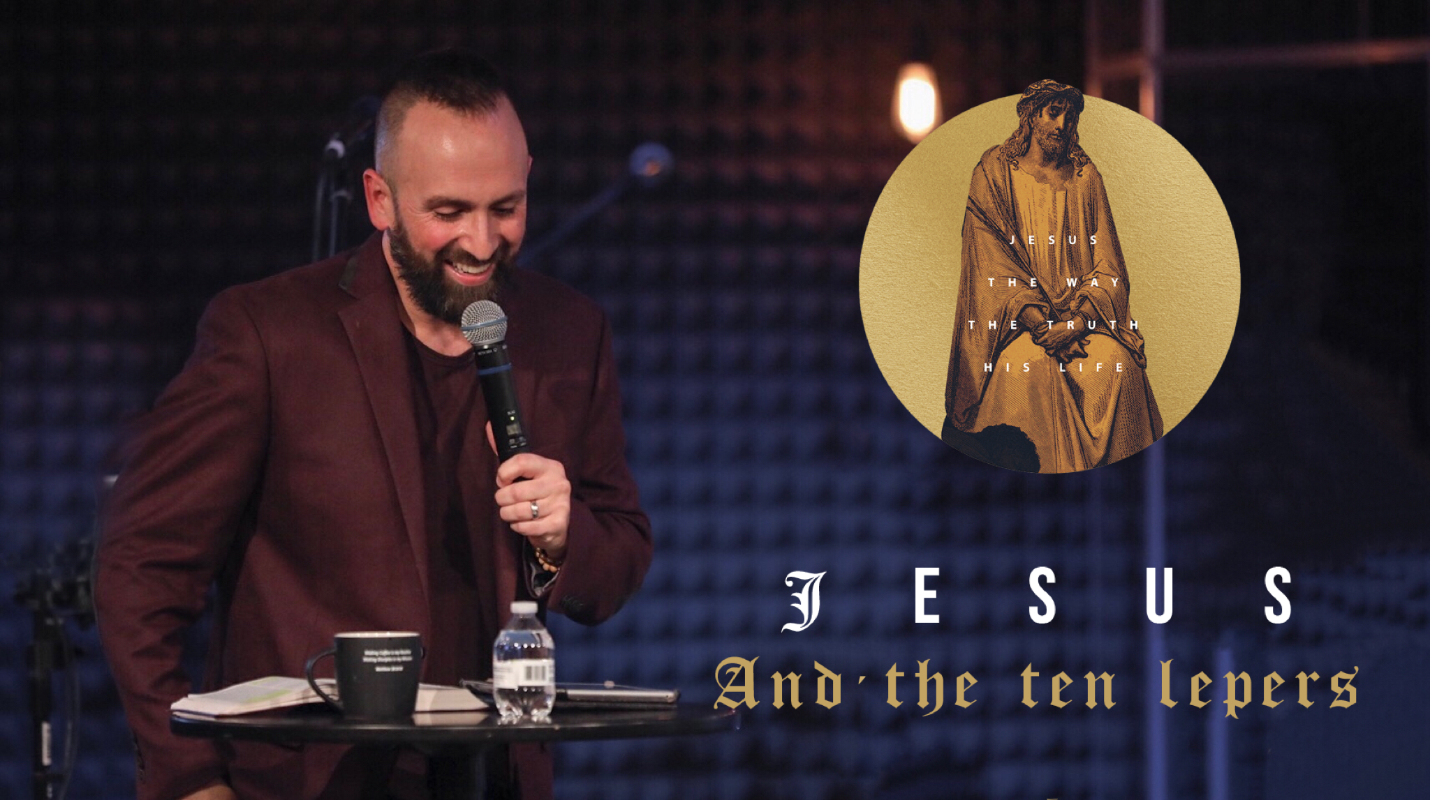 JESUS and the Ten Lepers