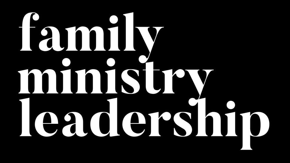 Family Ministry Leadership: Episode 002 {How To Prioritize Your