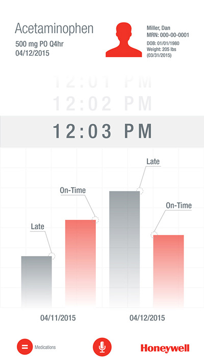 Medication Time Tracker
