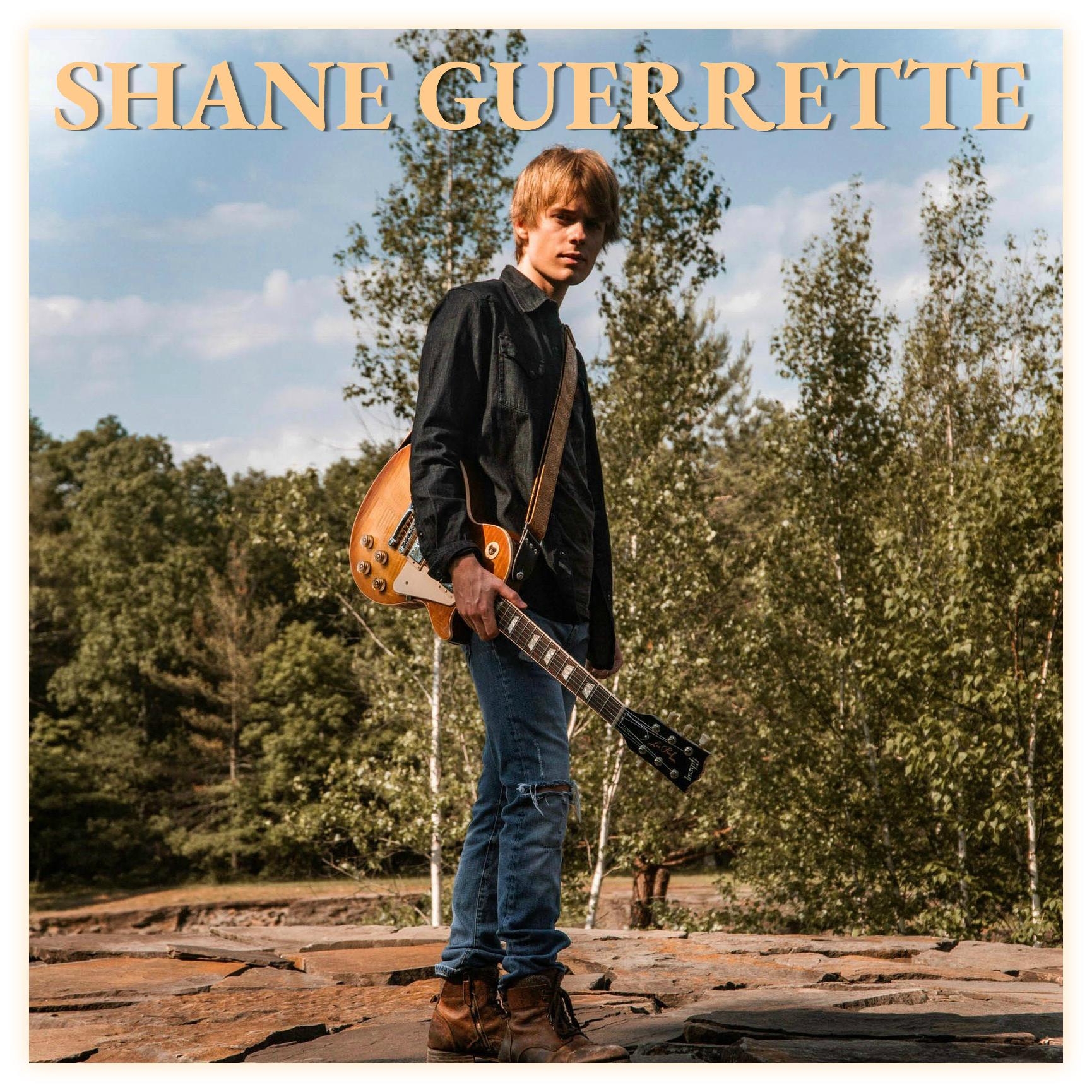 SHANE GUERRETTE THE EP - OUT NOW