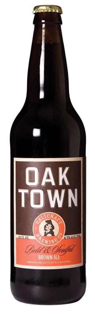 Calicraft Oaktown Brown