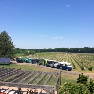 Laurita Winery Food Truck line-up