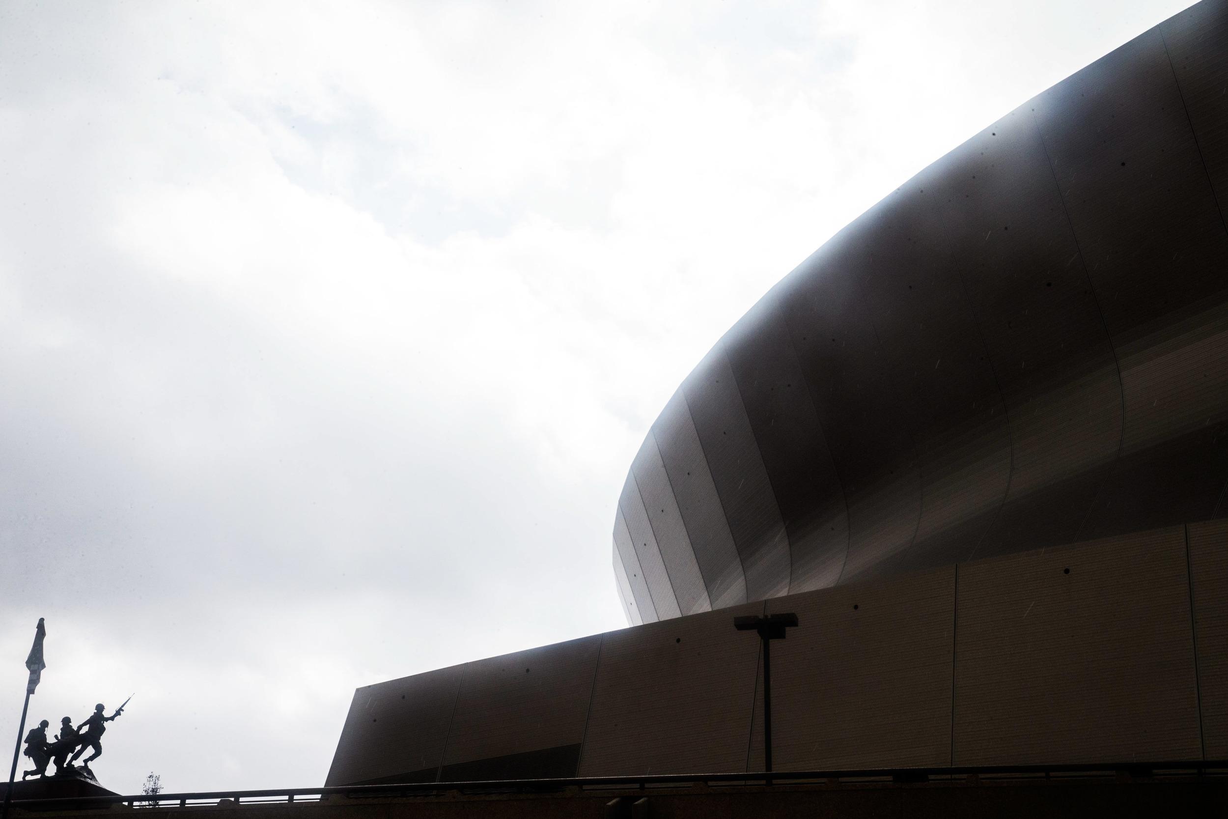New Orleans's Superdome stadium