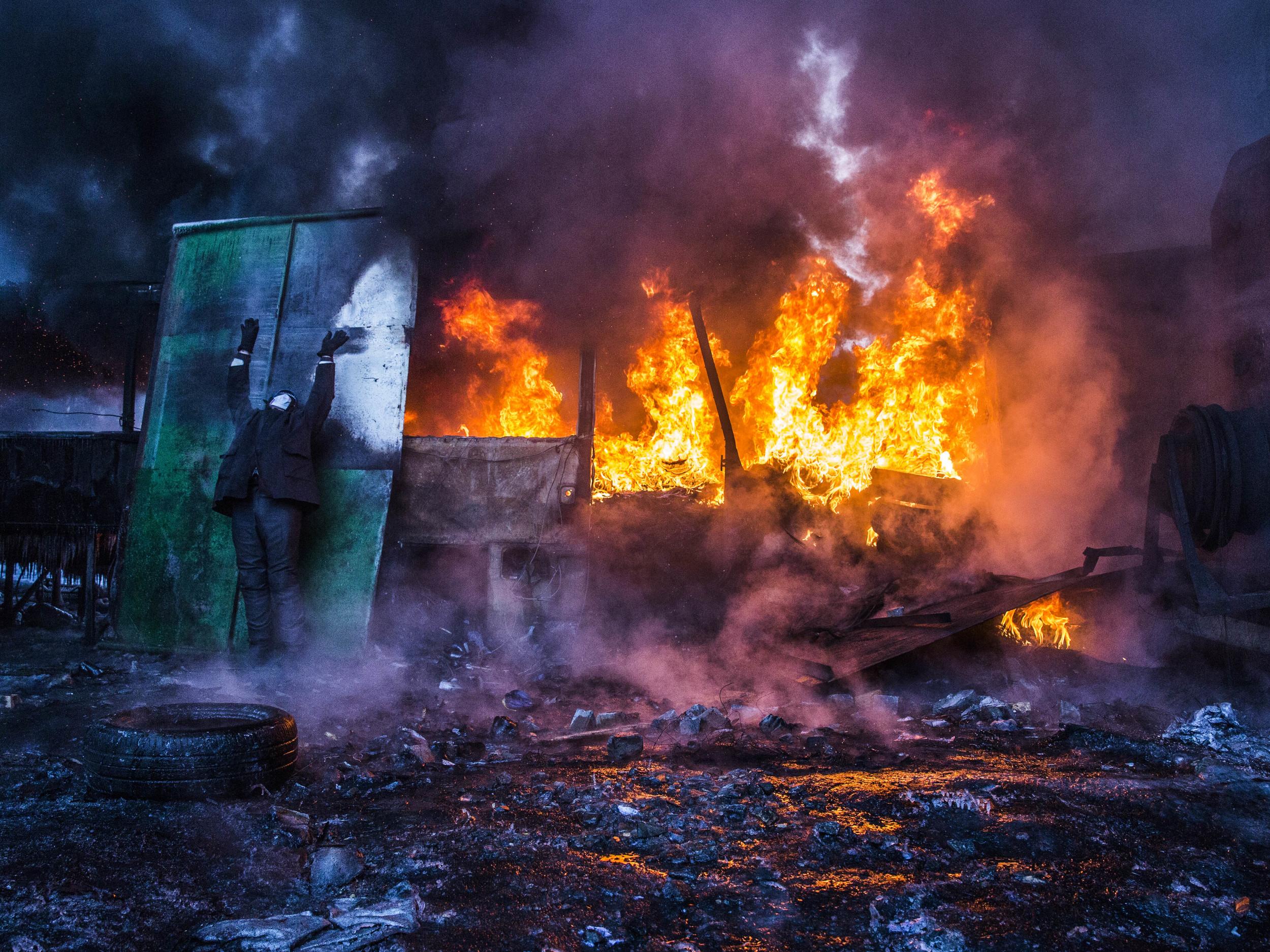 Ukrainian revolution & war
