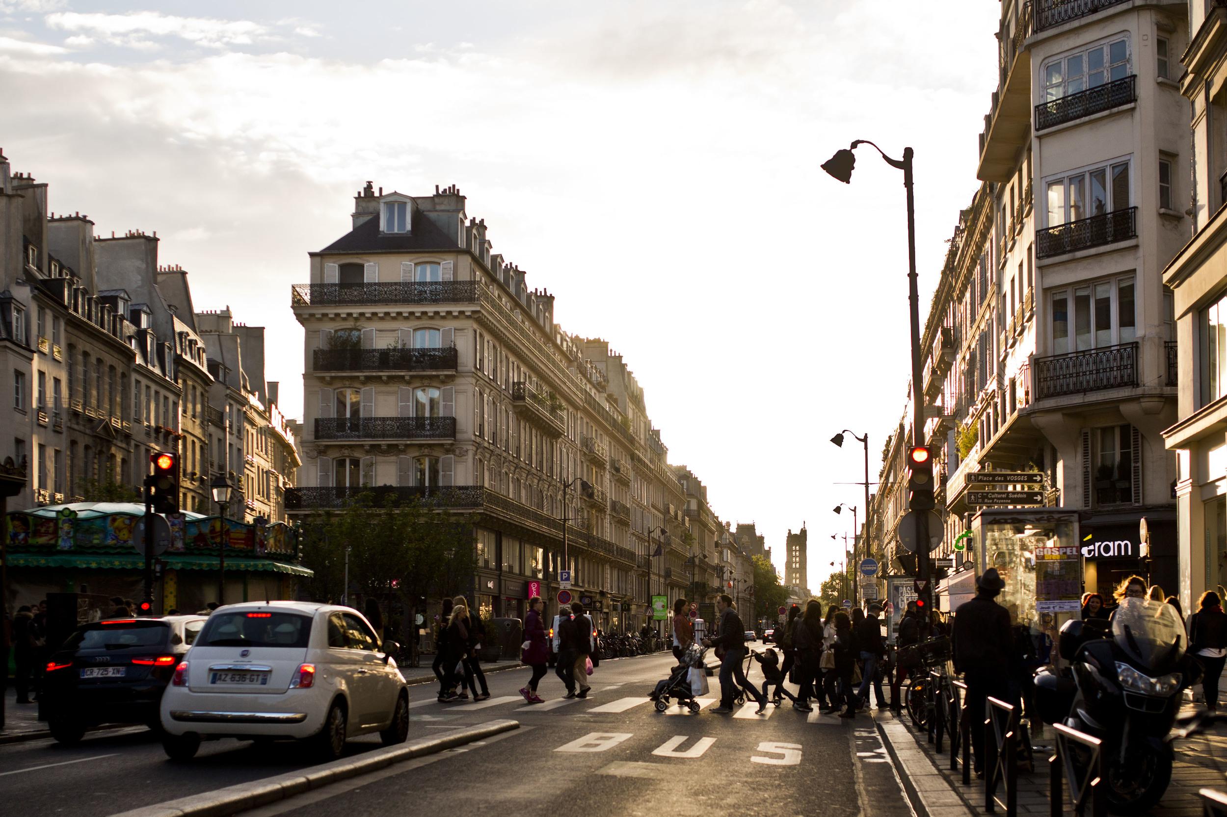 Paris. April 27, 2014