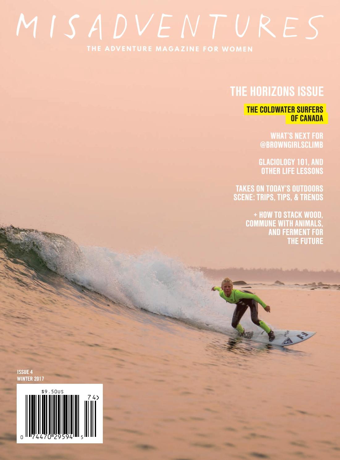 Misadventures Magazine -