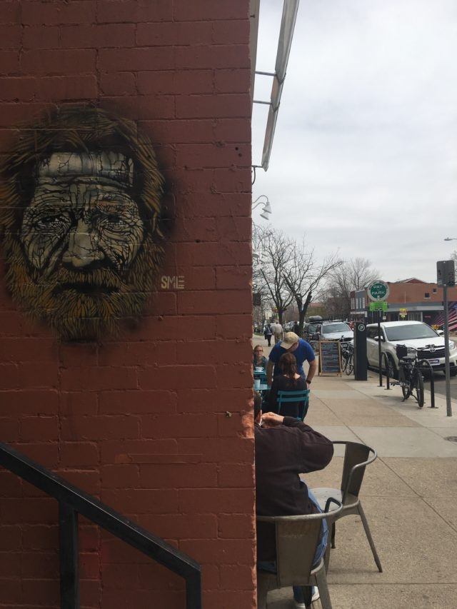 SMile, it's good for you - Boulder's incognito street artist on a life of rebellion