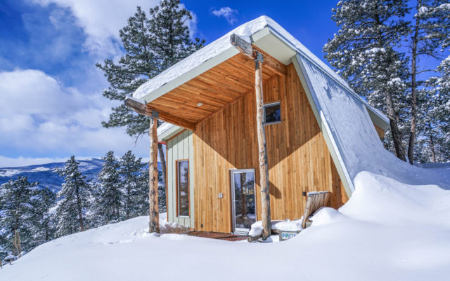 A passive house takes an active stand for the environment -