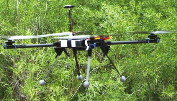 a picture worth a couple thousand dollars - How drones are changing the image of modern farming