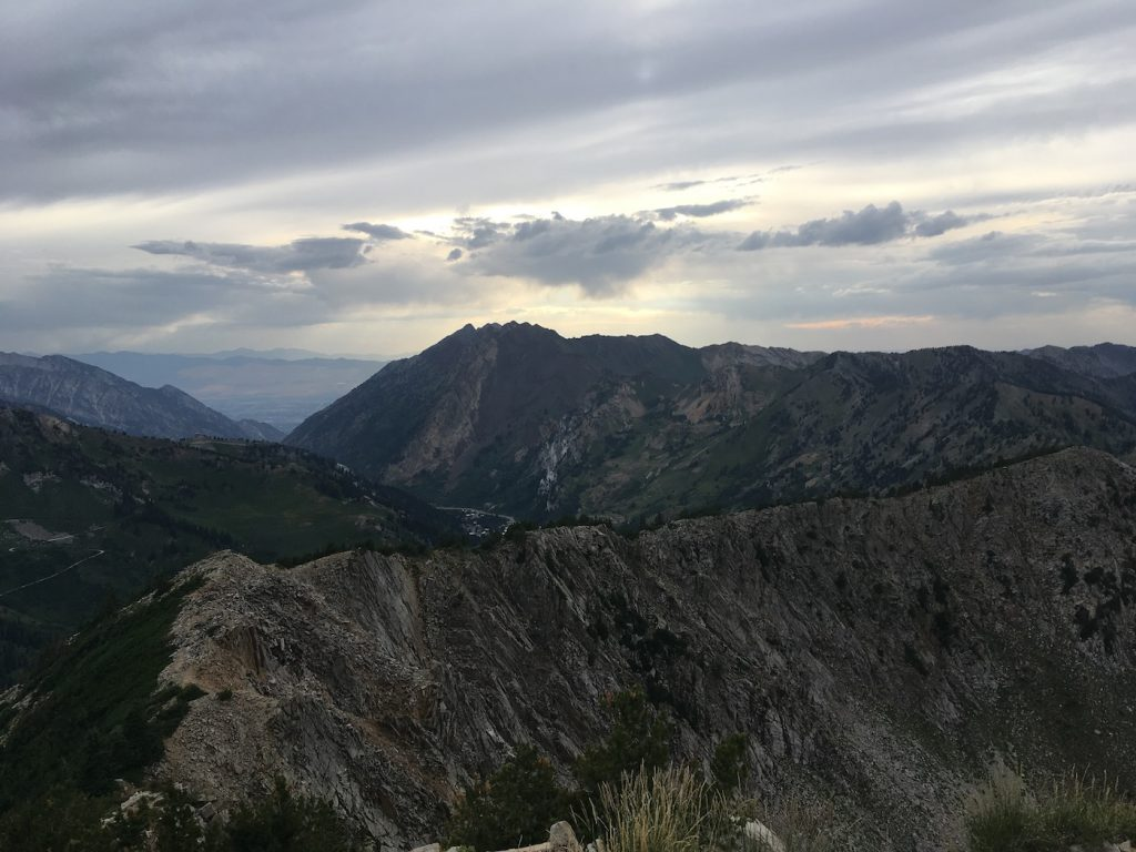 Utah's wurl - Mobilizing the first solo- or all-female party on this iconic Wasatch Mountain route