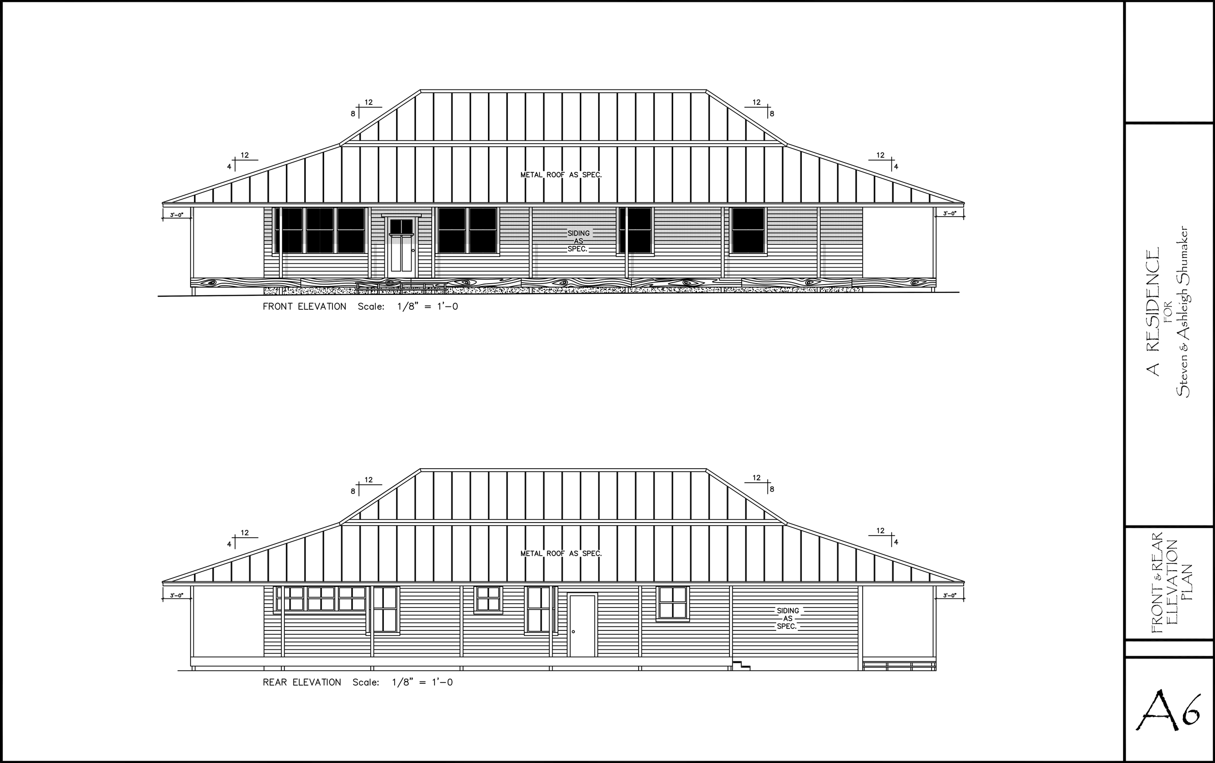 Architectural — ClearCAD Solutions LLC on ranch style home elevations, ranch house elevation drawings, french country corner lot house plans, condominium elevation plans, ranch home design plans, ranch house plan 97370, church elevation plans, ranch exterior plans, rancher house plans, cabin elevation plans, hall elevation plans, ranch house site plan, one story duplex house plans, ranch house curb appeal ideas front porch, home elevation plans, u house plans, ranch home porch gable entry, ranch house floor, ranch mansion plans,