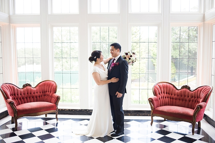 Kohl Mansion Burlingame Wedding Photography | Lilouette