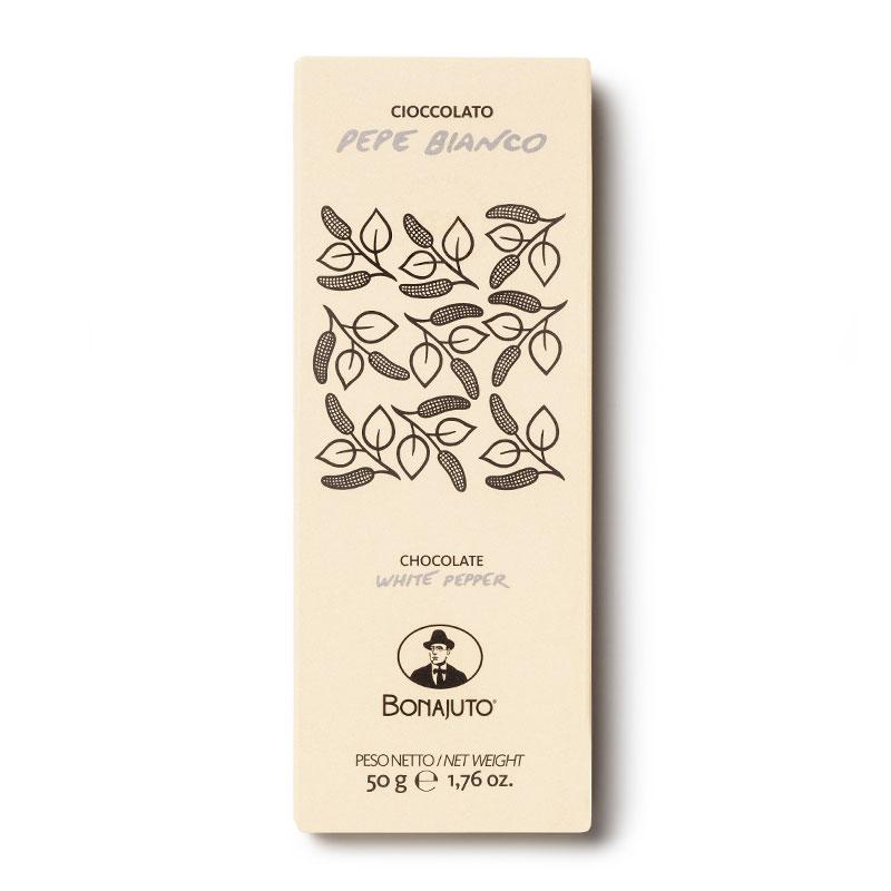 pepe bianco chocolate bar  $9
