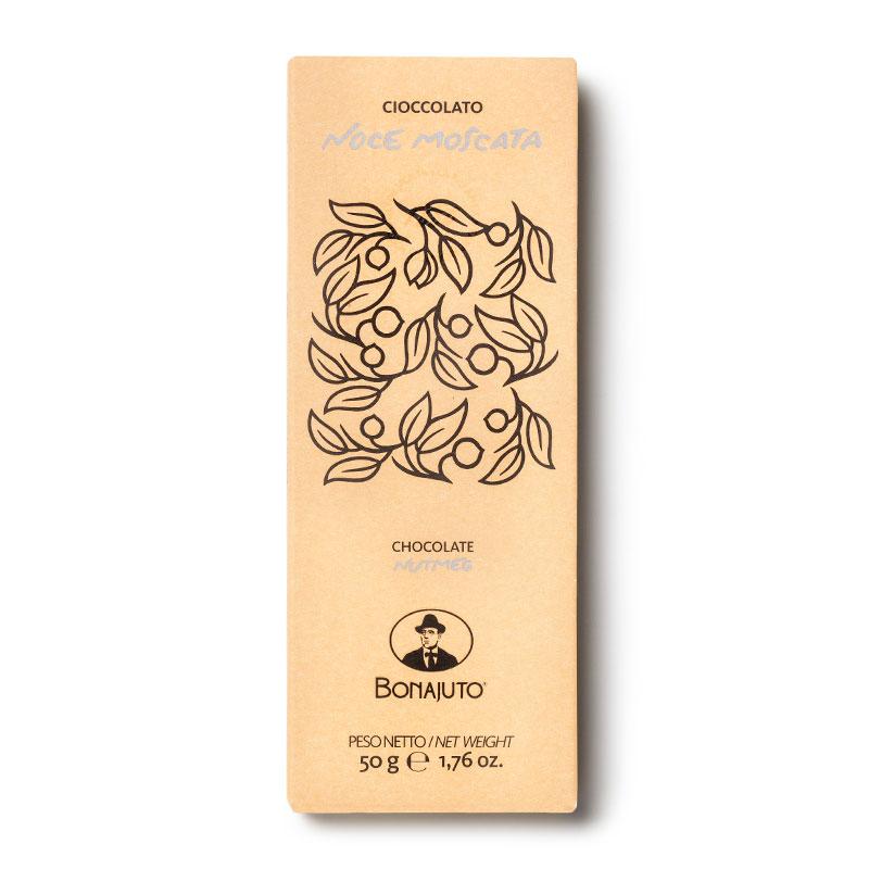 noce moscata chocolate bar  $9