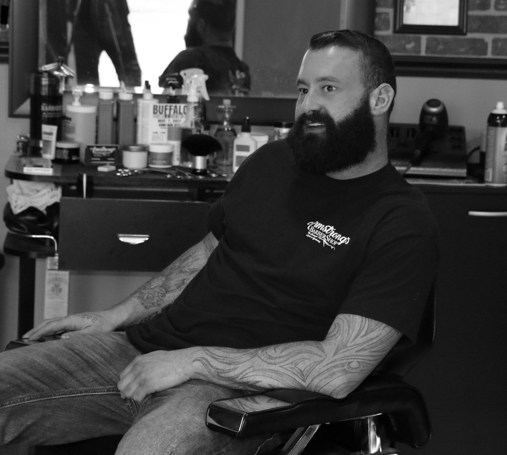 Armstrong's Barbershop West Seneca NY