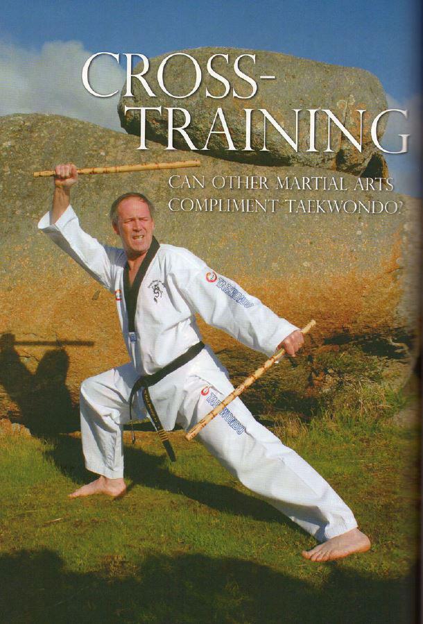 cross-training-by-mark-burridge