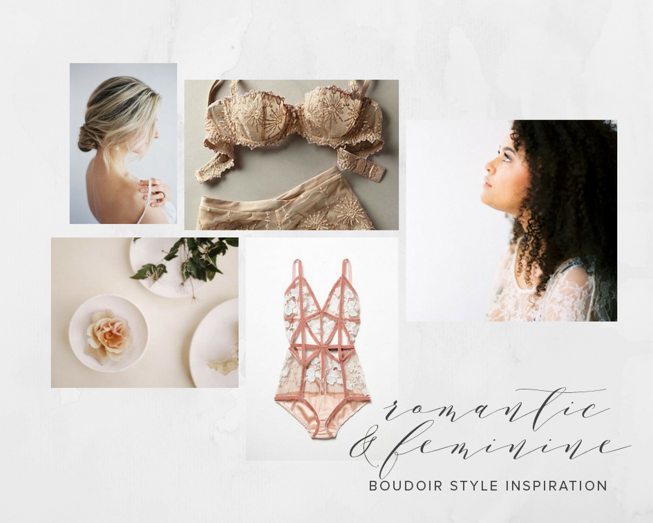Click here to see my  Romantic & Feminine inspiration  pinterest board