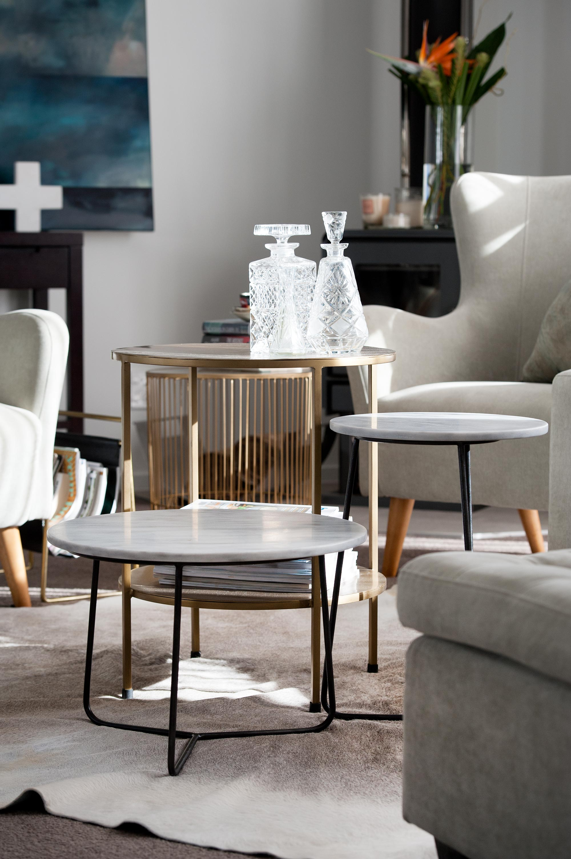 Kirsten Ford Design-grown up family home-living room-4