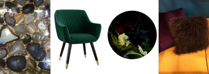 Kirsten Ford Designs Jewel Tones