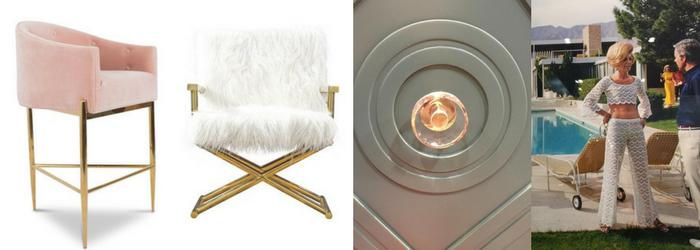 Kirsten Ford Design Palm Springs Glam