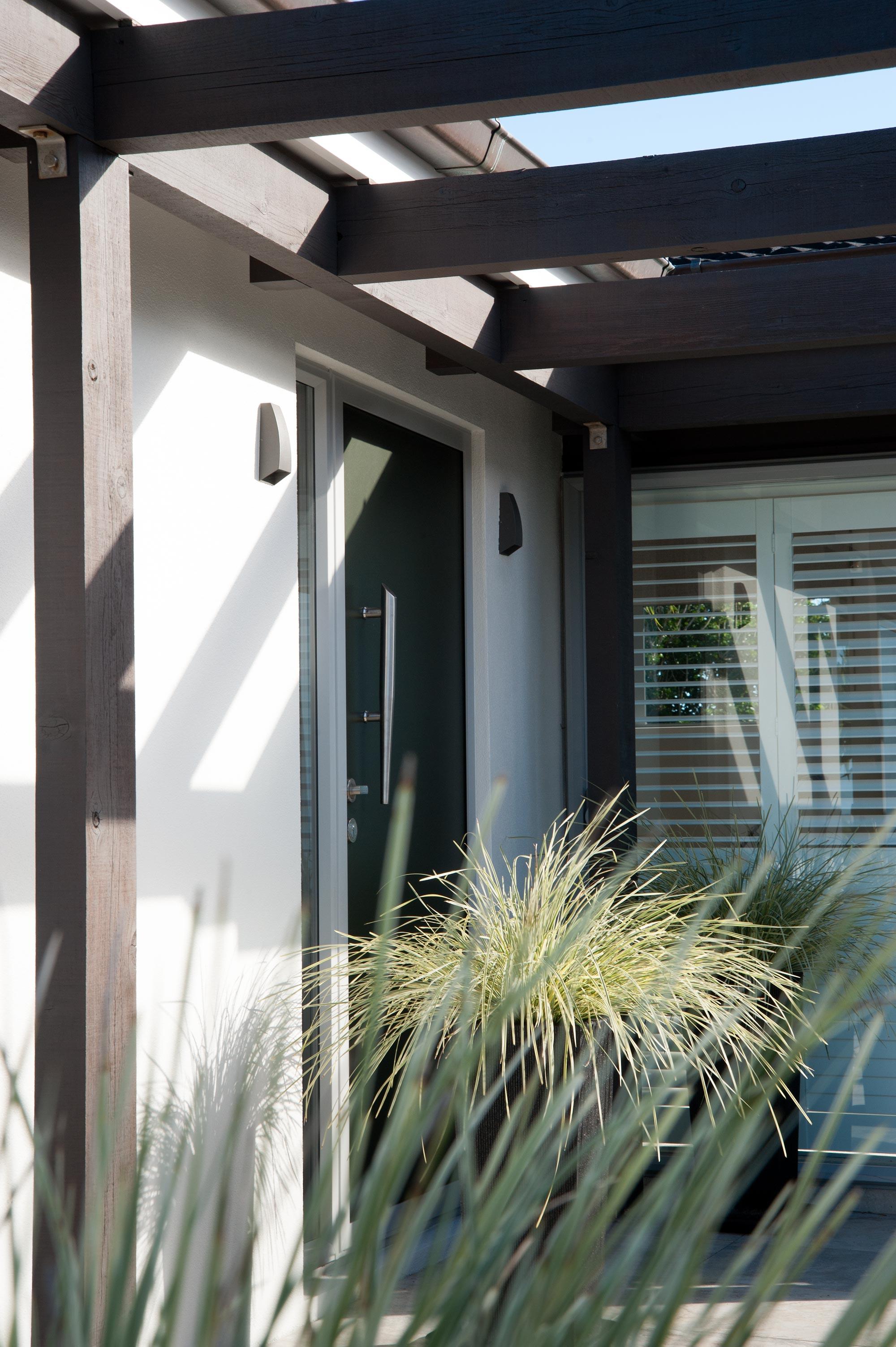 Kirsten Ford Design renovation front door