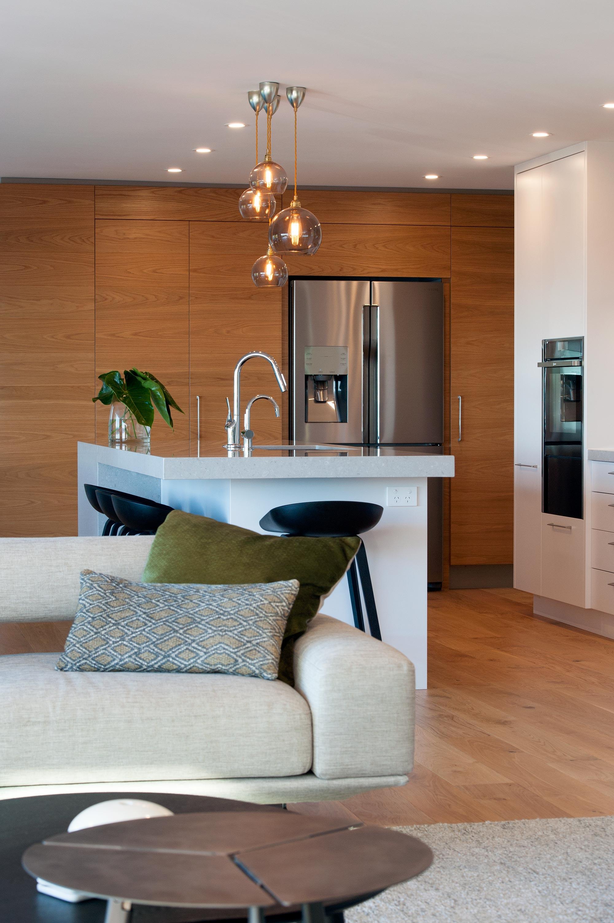 Kirsten Ford Design renovation living room