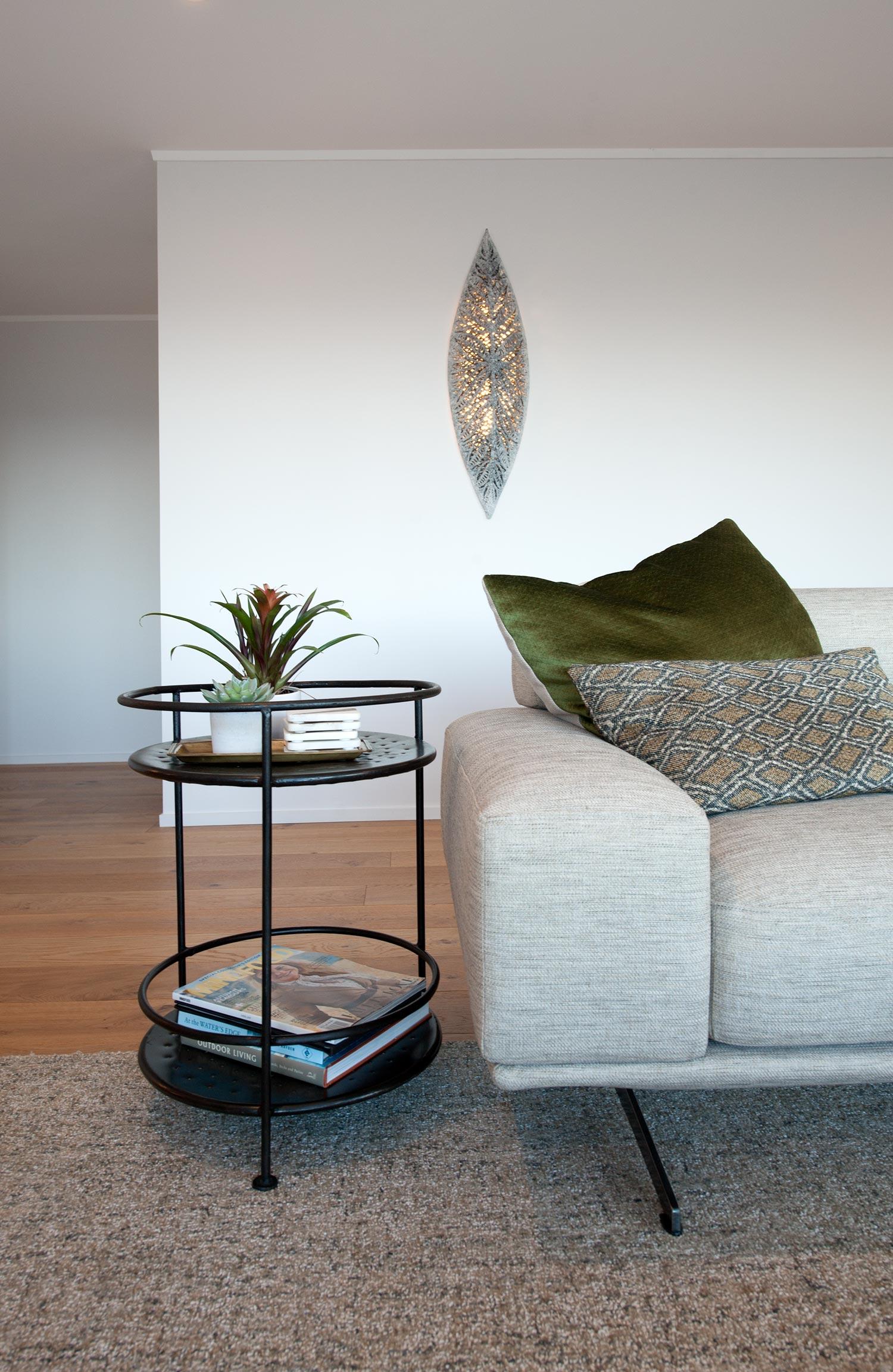 Kirsten Ford Design renovation sofa