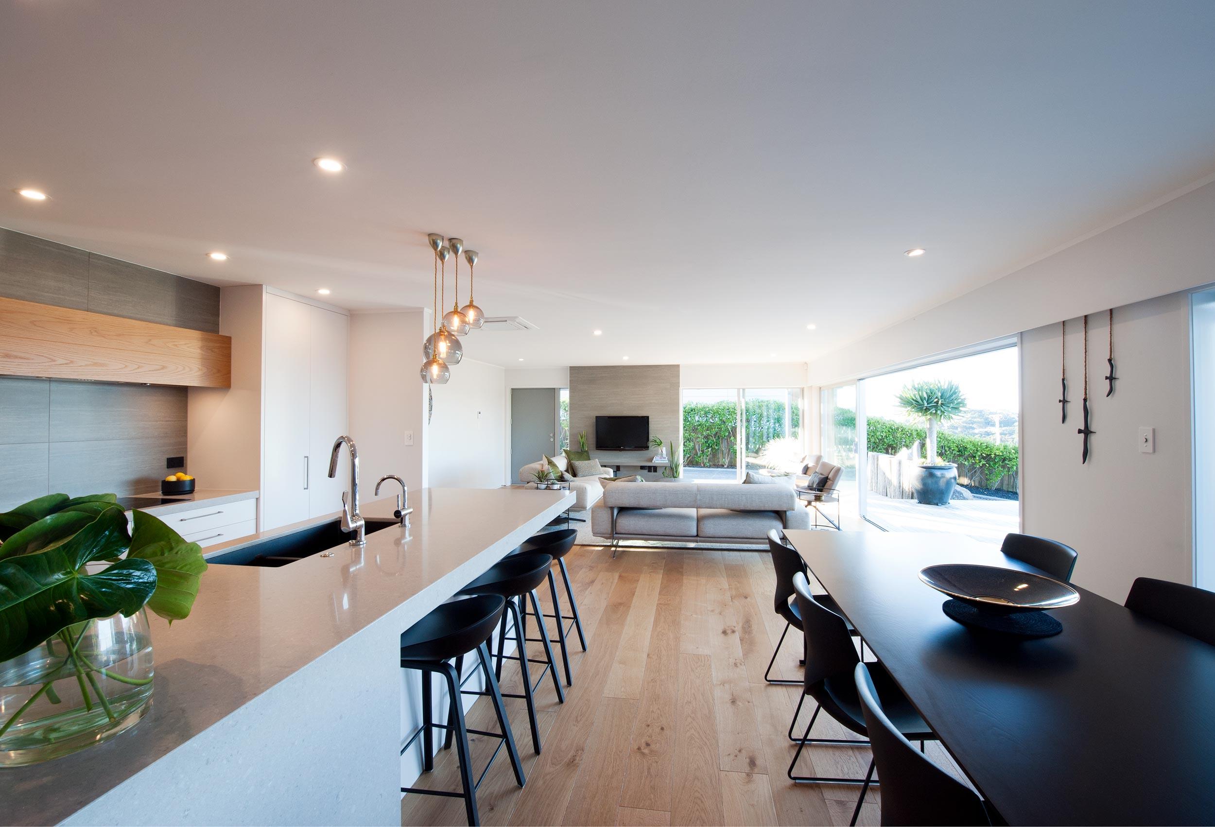 Kirsten Ford Design renovation timber floor