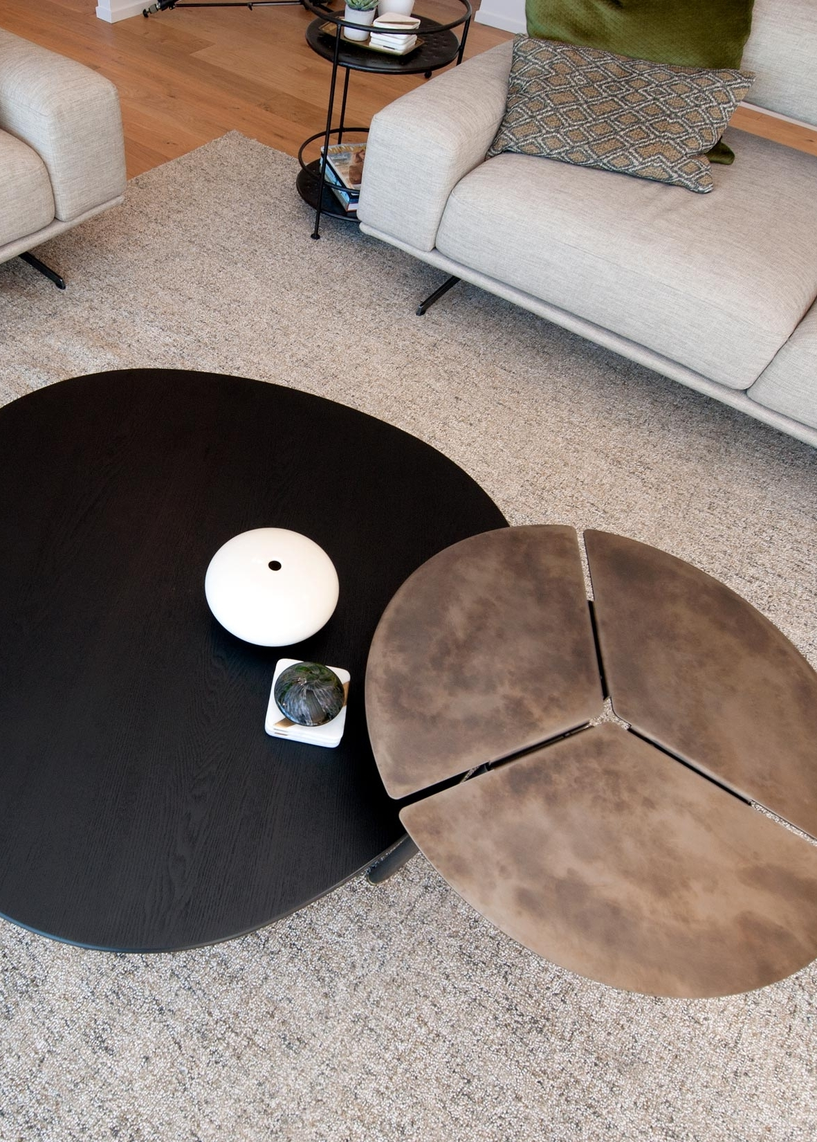 Kirsten Ford Design renovation coffee table