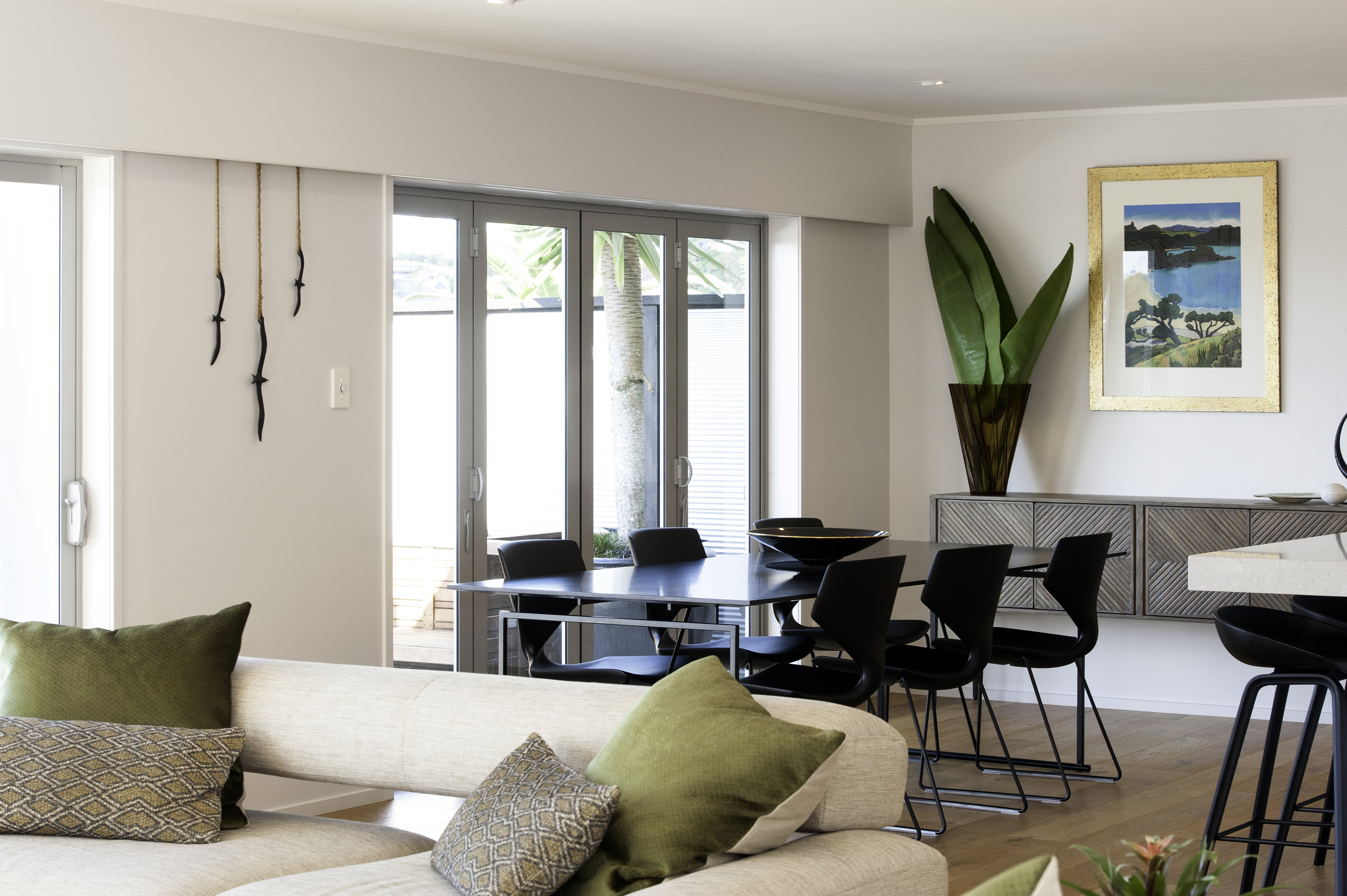 CONTEMPORARY COASTAL  renovation & furnishings