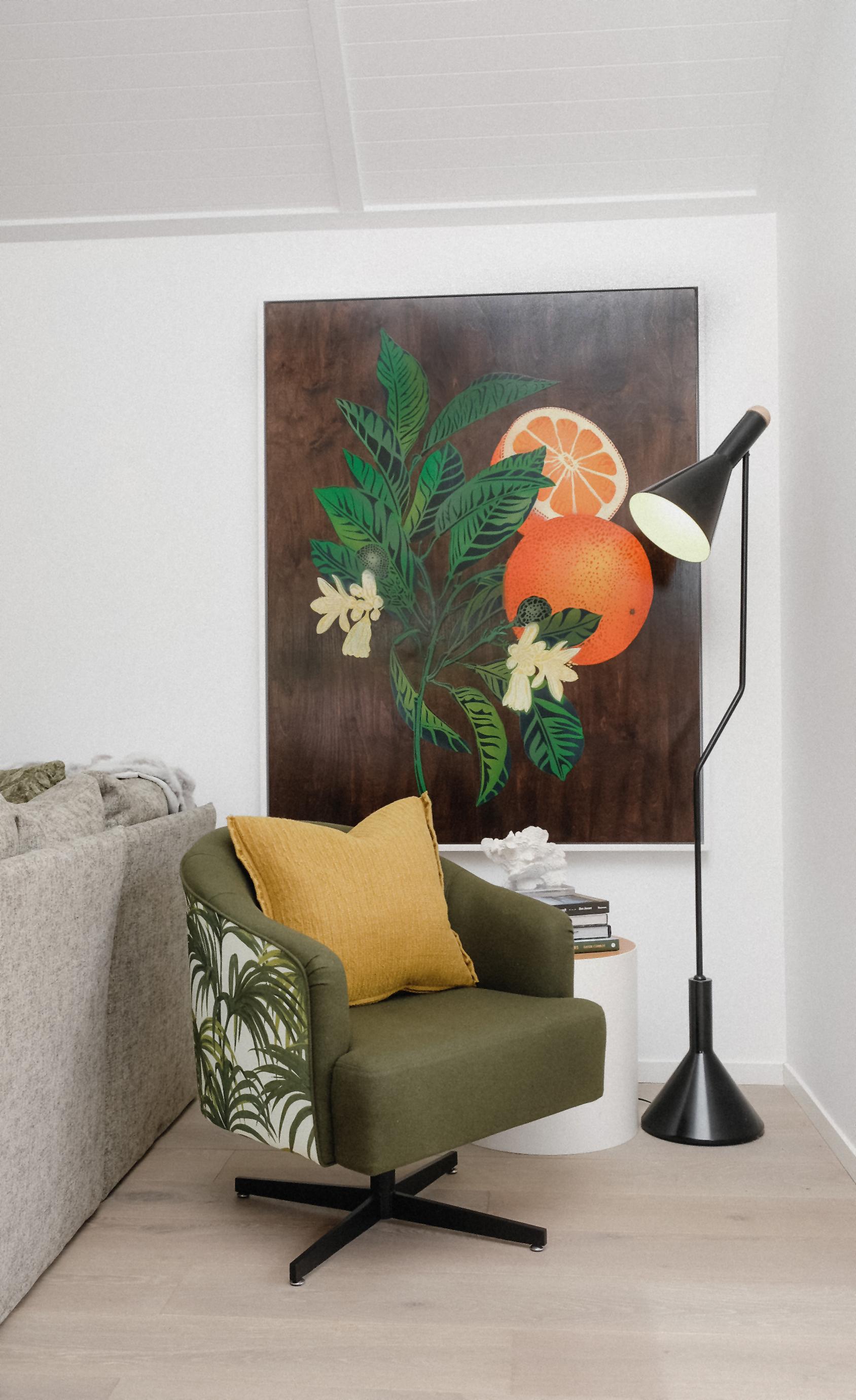 Kirsten Ford Design-Beachside Style Lounge 6