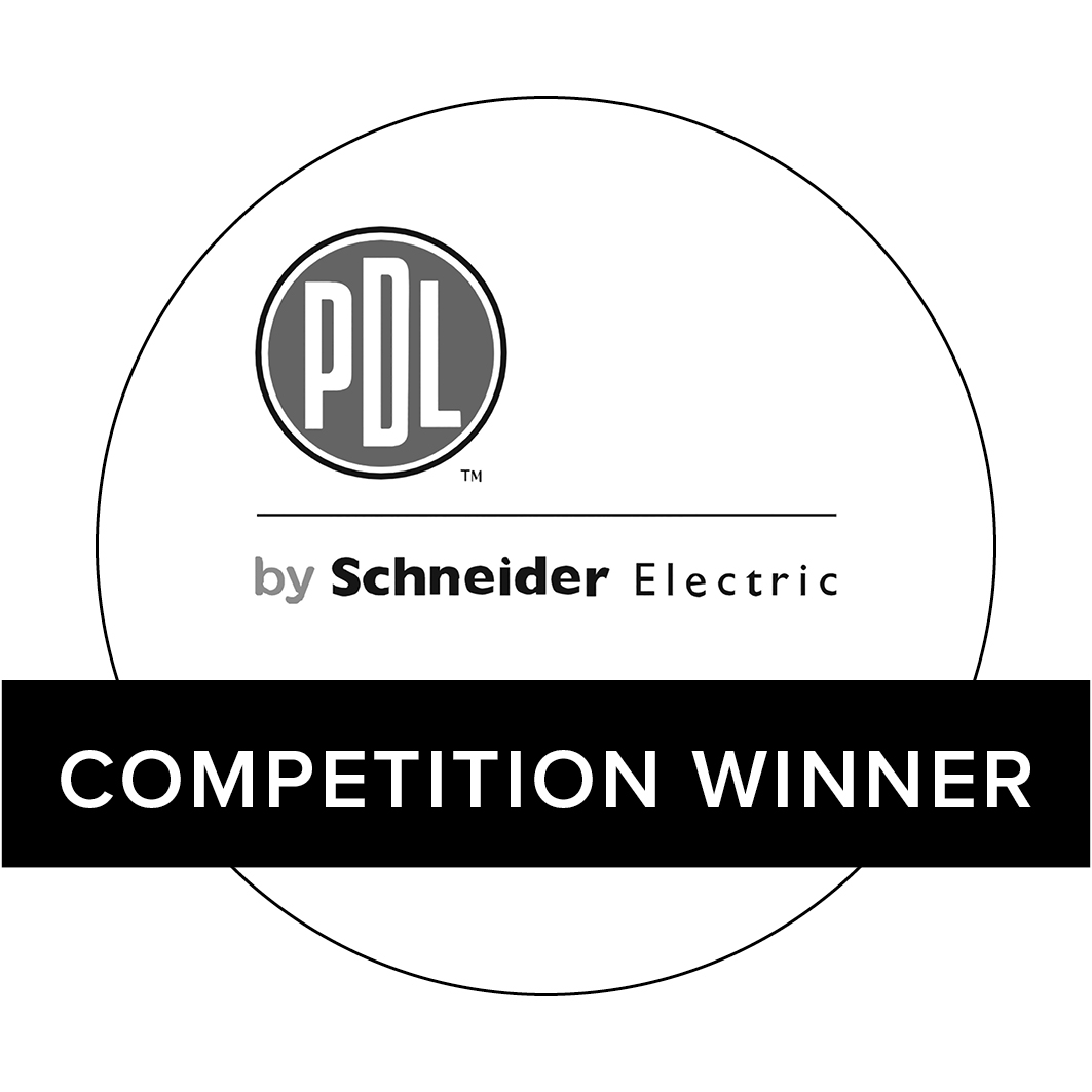 Schneider Electric ran a competition for architects and designers who had recently completed a project using their product.Kirsten Ford Design was selected by the international judging panel to be one of the winners from each of seven countries.