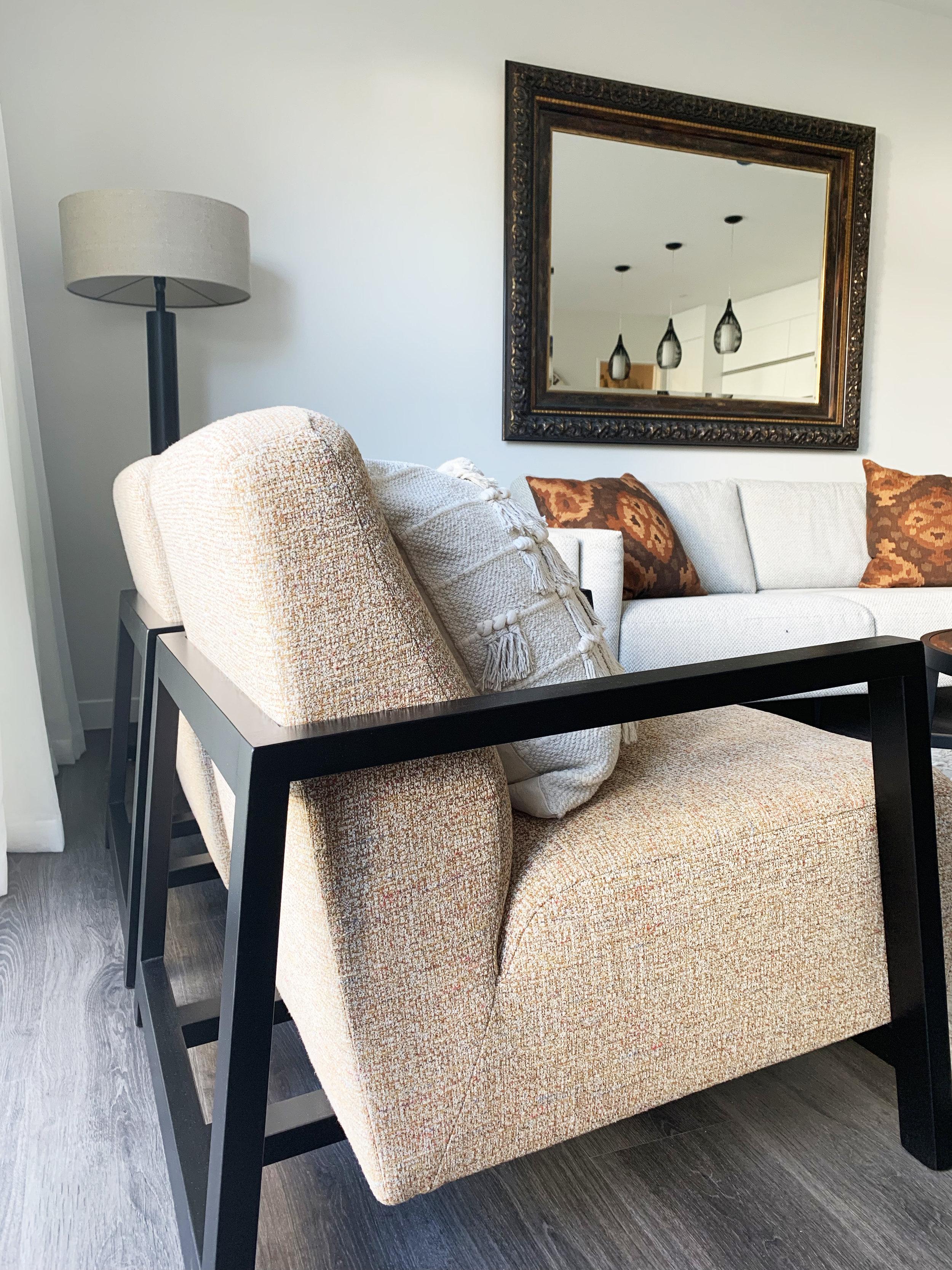 Kirsten Ford Design-Heirloom Inspired Living Room 2