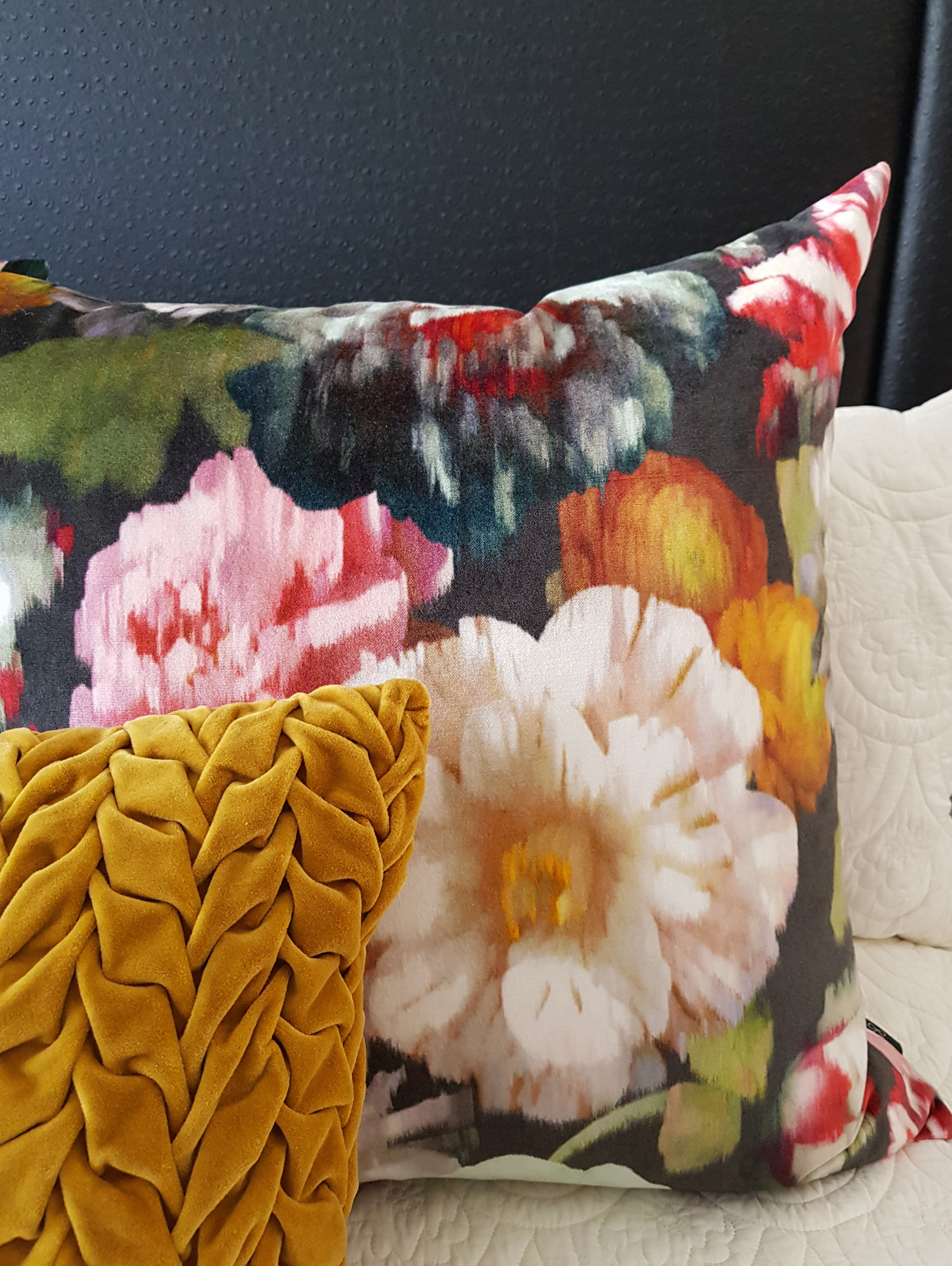 Kirsten Ford Design-Heirloom Inspired Bedroom 2