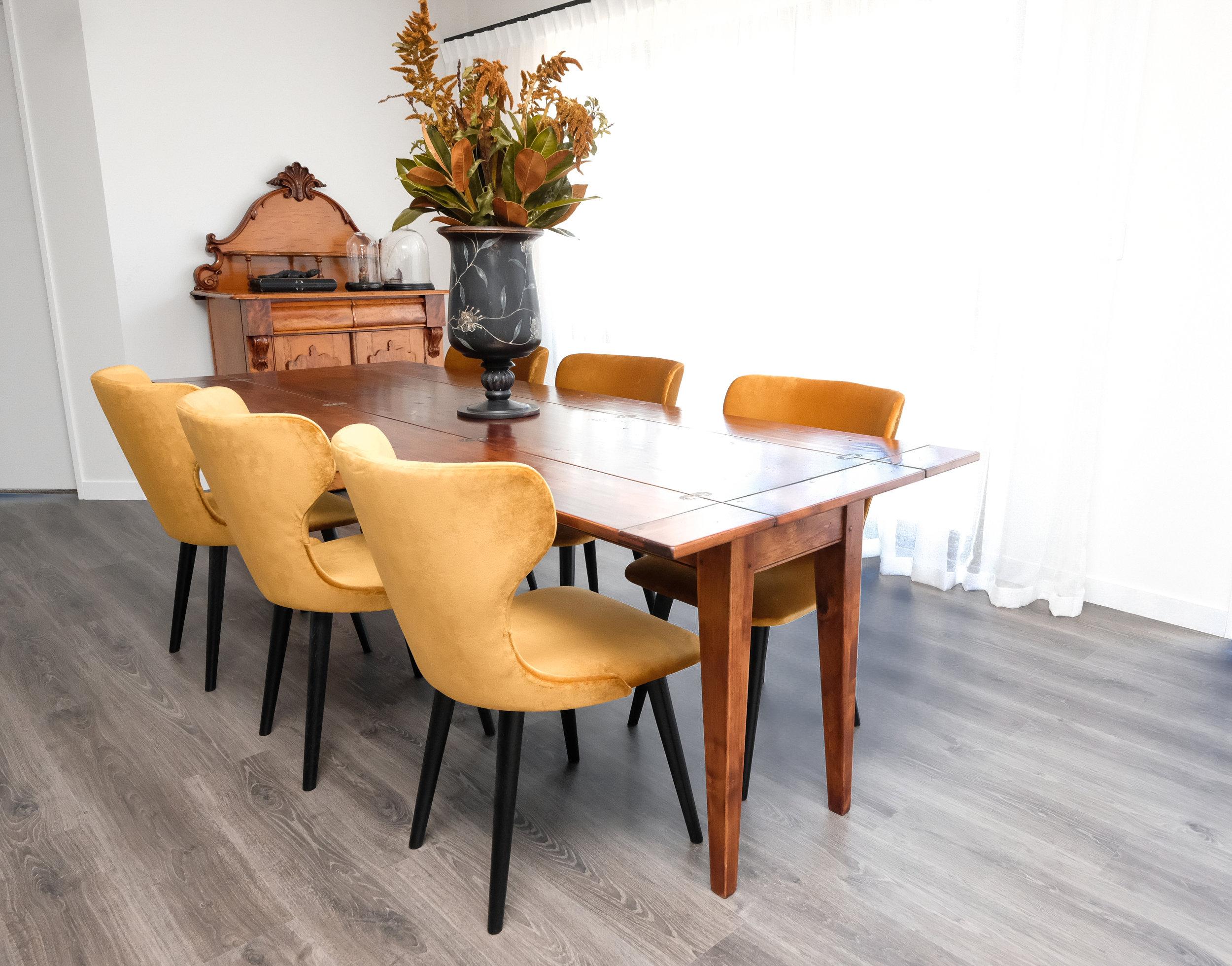 Kirsten Ford Design-Heirloom Inspired Dining Room 1