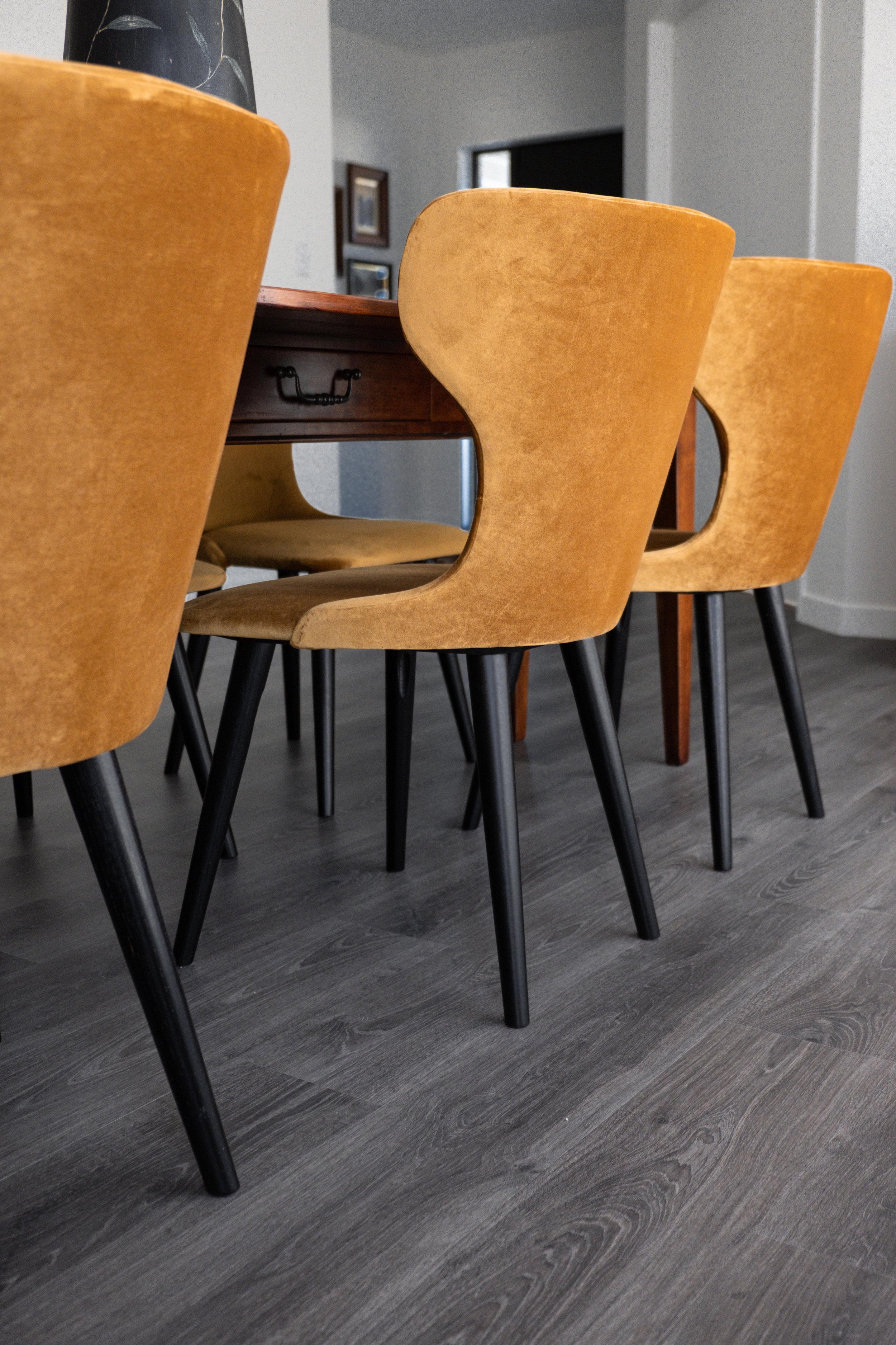 Kirsten Ford Design-Heirloom Inspired Dining Room 2