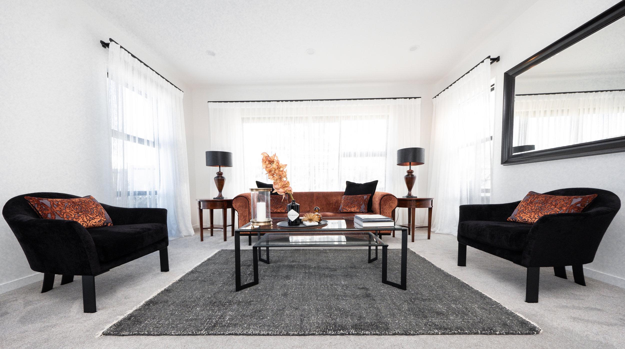 Kirsten Ford Design-Heirloom Inspired Formal Living 1