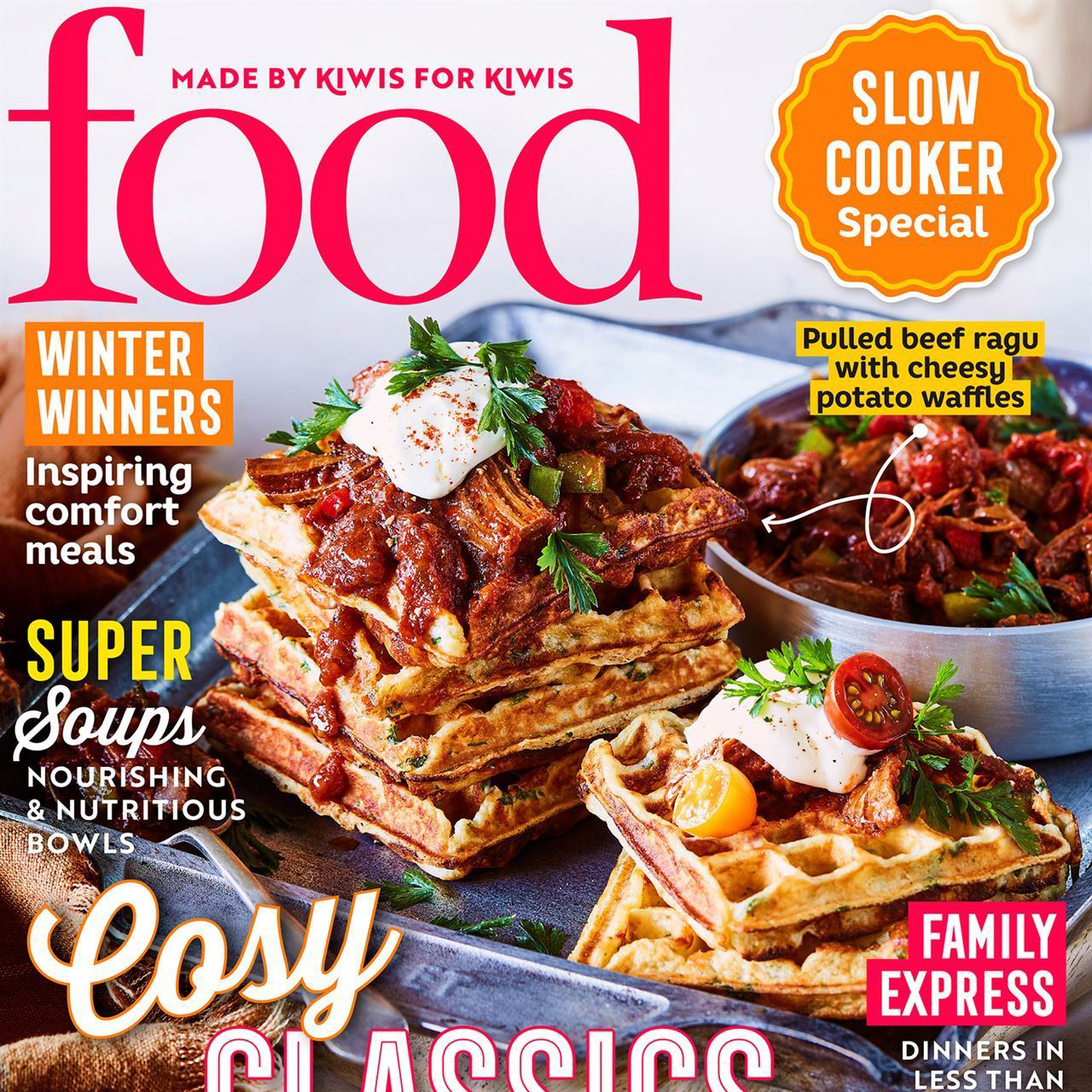 Kirsten Ford Design features in the Winter edition of Food Magazine. Click to read more…