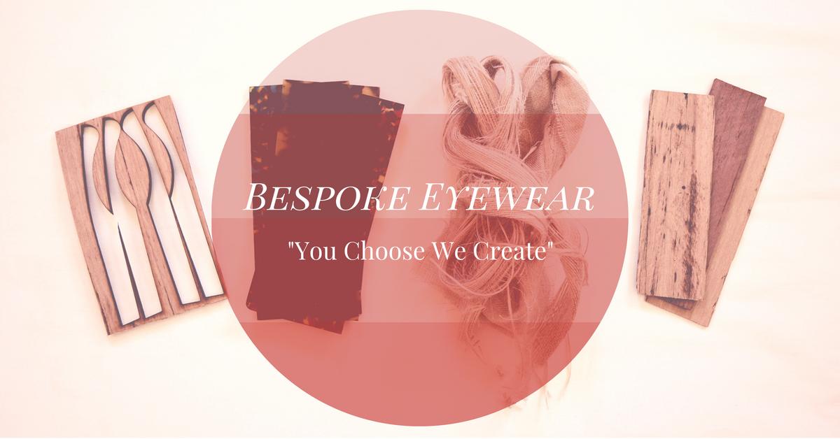 Create Your Own Eyewear