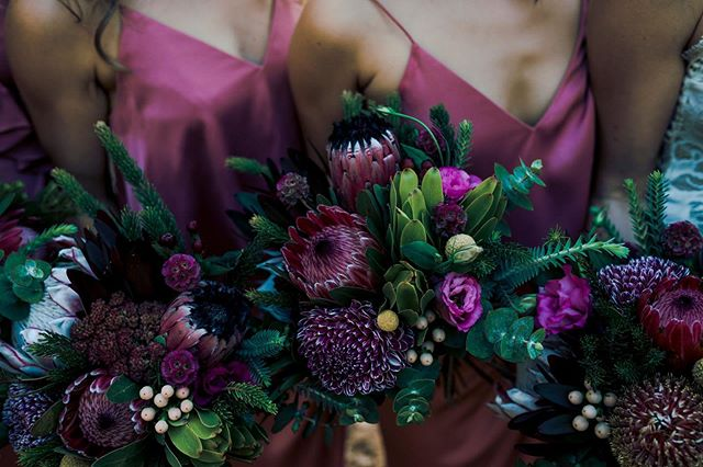 Gorgeous details of Lisa's blooms by @gbeckerphotoweddings #thewildstemweddings #thewildstem