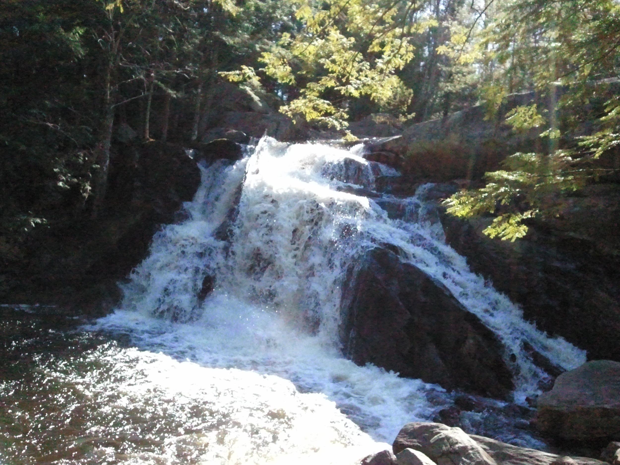 Lower Falls April 2016