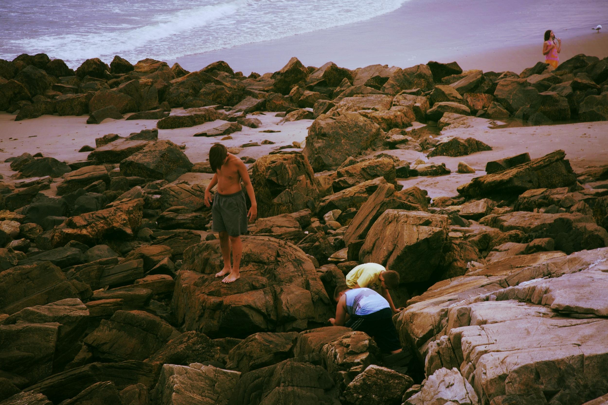 August 31, 2016  Wallis Sands Beach  Rye, NH