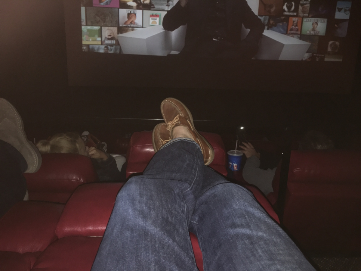The modern movie theater is a capitalist's dream