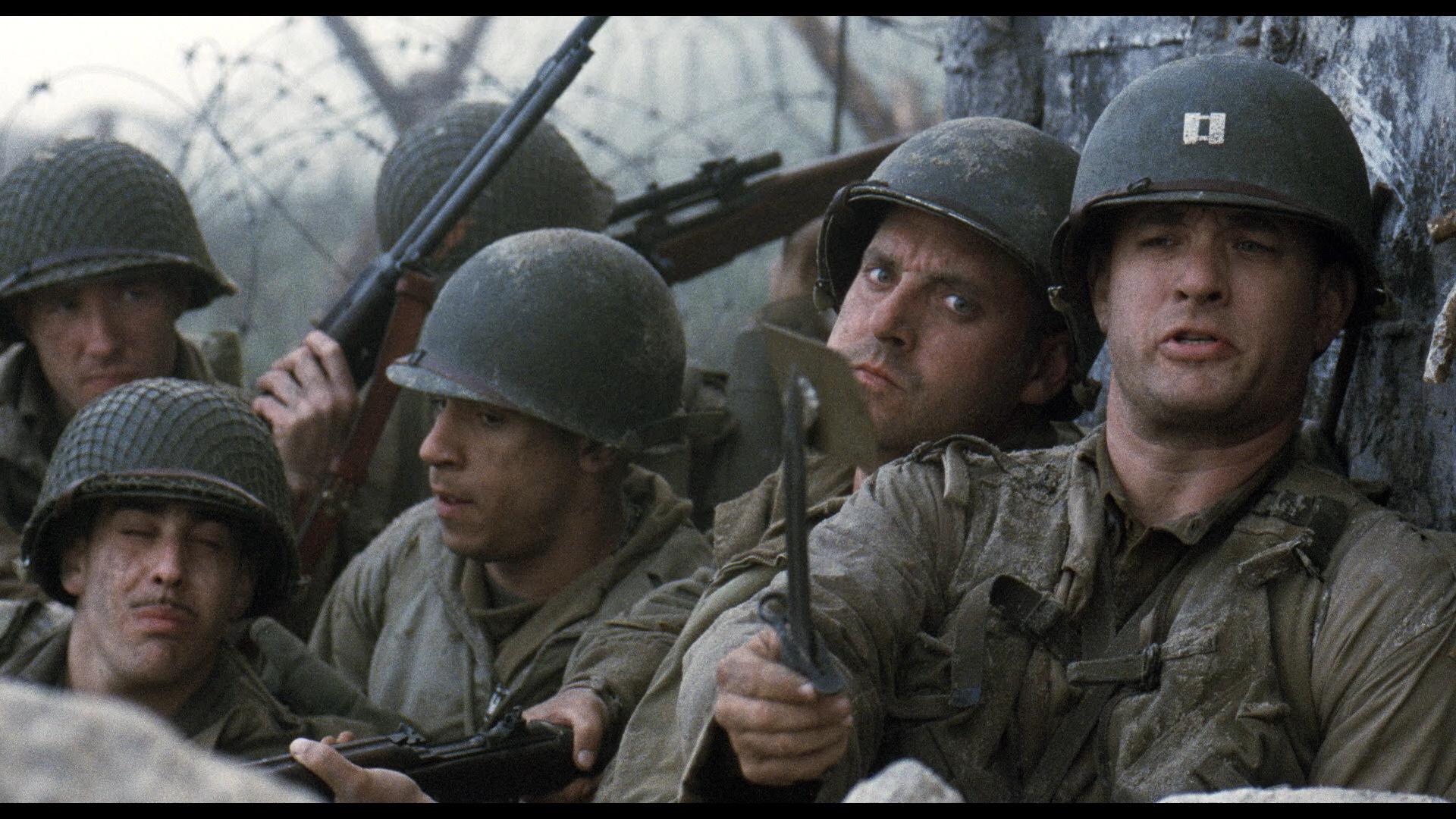 'Saving Private Ryan' is a war movie we like a lot. (Screenshot courtesy DreamWorks)