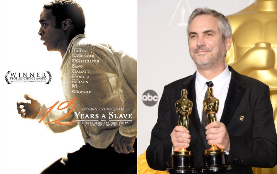 '12 Years a Slave' and Alfonso Cuaron - the Oscar split we deserved?