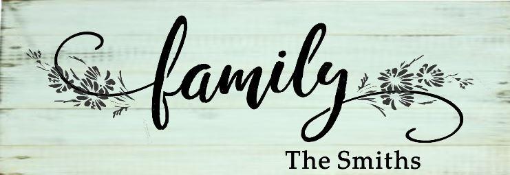 """P6: family (10"""" x 21"""")"""