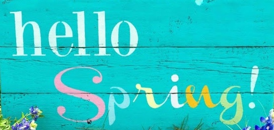 "T2: Hello Spring (7"" x 21"")"