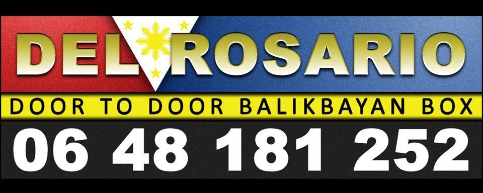 Del Rosario Door-to-Door Balikbayan Box
