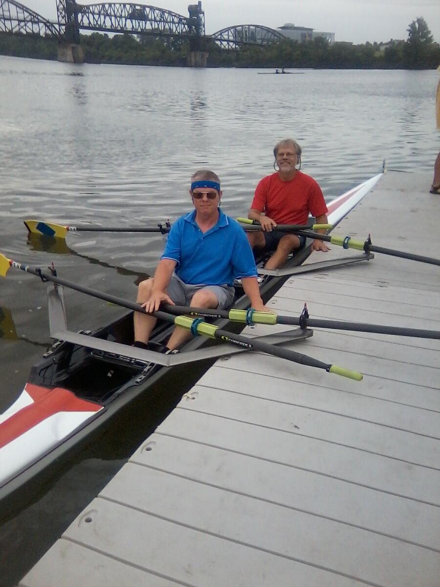 6B Regatta - Lowell & Jay in their first regatta event 8-30-14.jpg