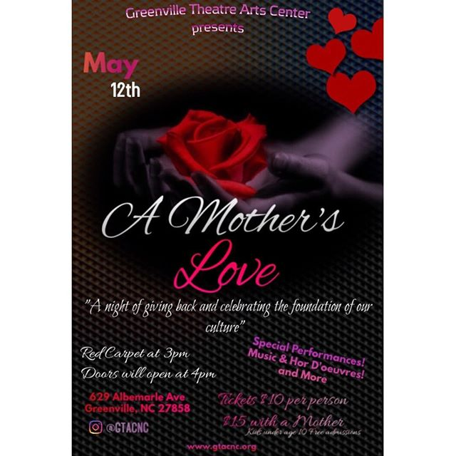 """ A Night of Celebration and Love""  #GetReady #CheckThisOut #MommaiLoveYou  #Mothersday #Gtacnc #ForTheCulture #AMothersLove #BlackMomsRock"